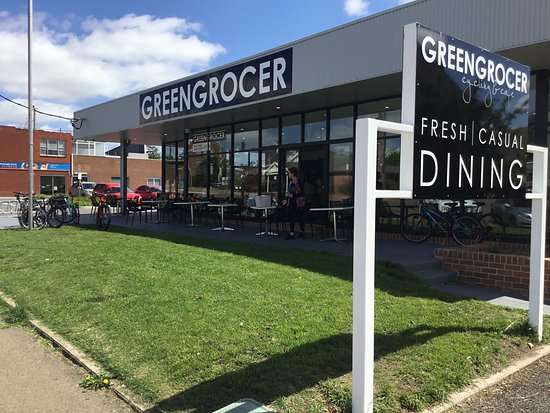Greengrocer Cafe - Southport Accommodation
