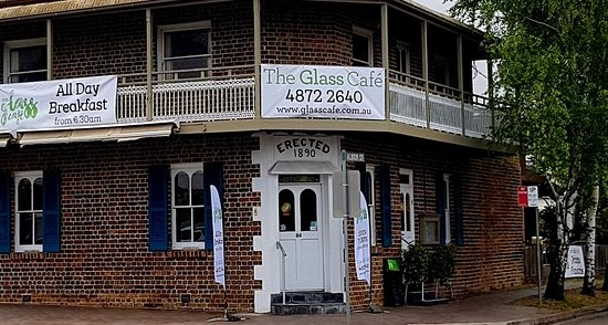 The Glass Cafe - Southport Accommodation