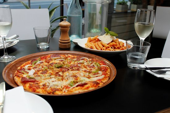 Church Street Pizzeria - Southport Accommodation