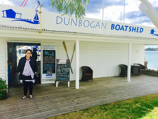 Dunbogan Boat Shed - Southport Accommodation