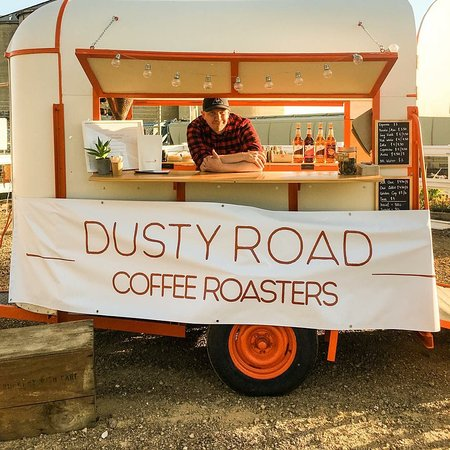 Dusty Road Coffee Roasters - Southport Accommodation
