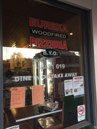 Eureka Pizzeria - Southport Accommodation
