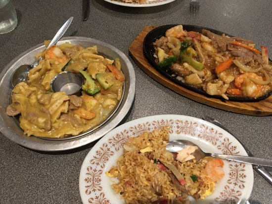 Mun Tien Thai  Chinese Restaurant - Southport Accommodation