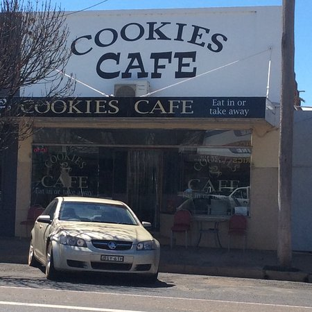 Cookies Cafe - Southport Accommodation