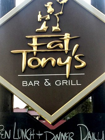 Fat Tony's Bar  Grill - Southport Accommodation
