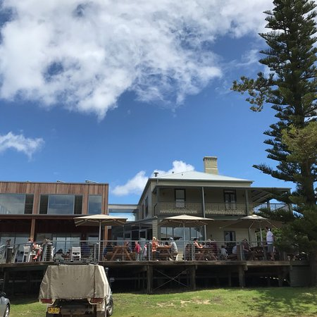 Tathra Hotel Bistro - Southport Accommodation