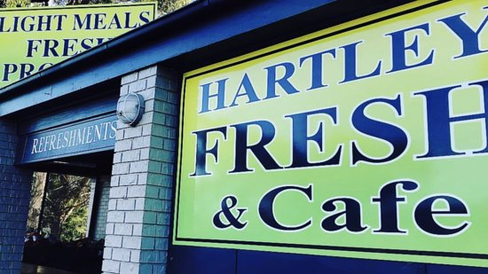 Hartley Fresh  Cafe - Southport Accommodation