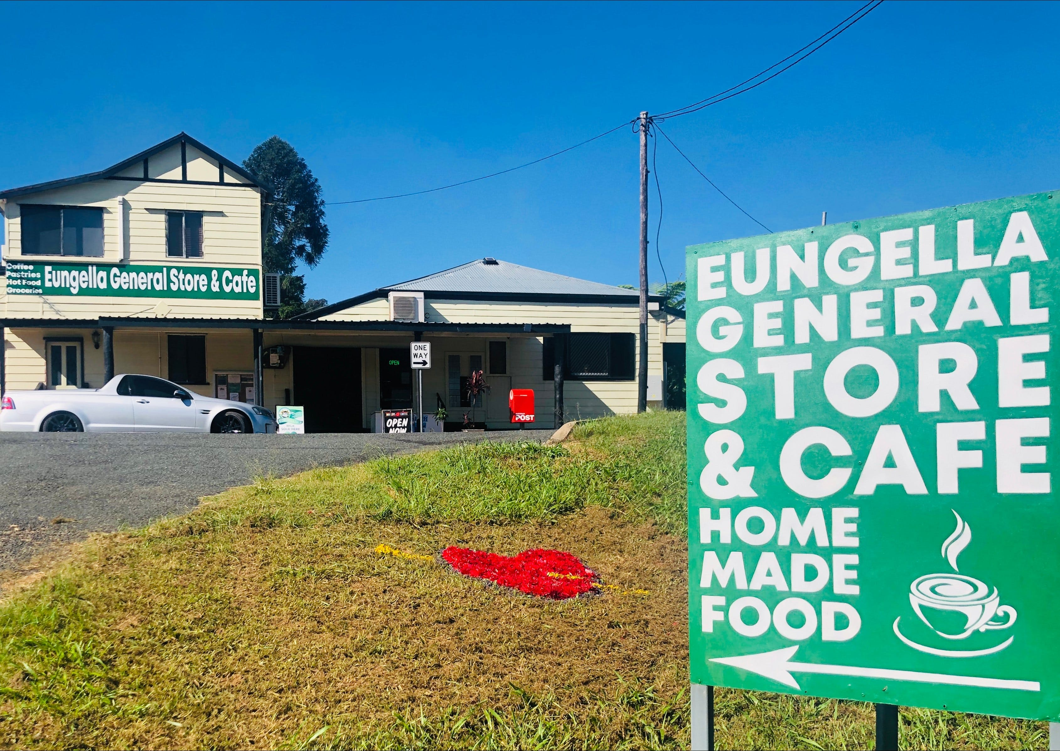 Eungella General Store and Cafe - Southport Accommodation