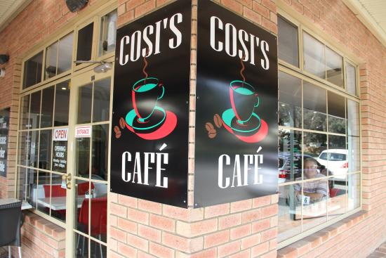 Cosis Cafe - Southport Accommodation