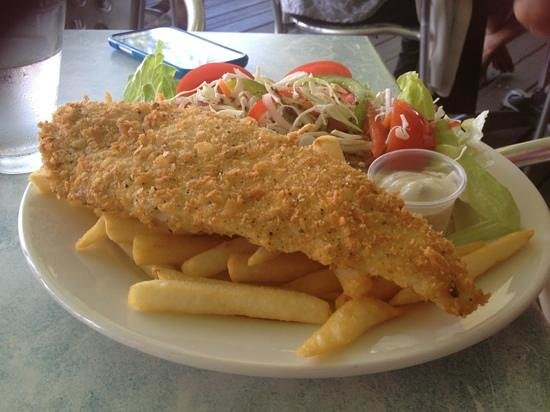 Flying Fish Point Cafe - Southport Accommodation