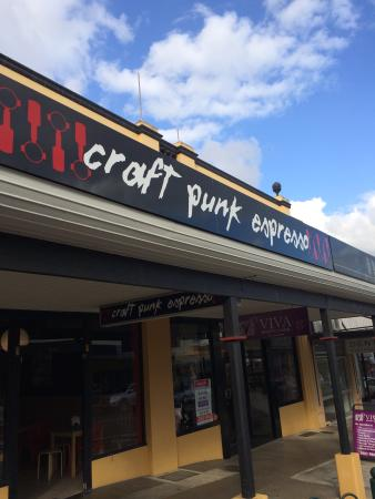 Craft Punk Espresso - Southport Accommodation