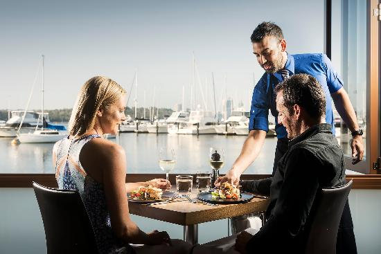 Matilda Bay Restaurant - Southport Accommodation