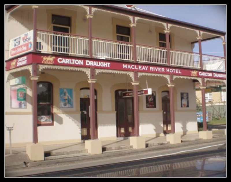 Macleay River Hotel - Southport Accommodation