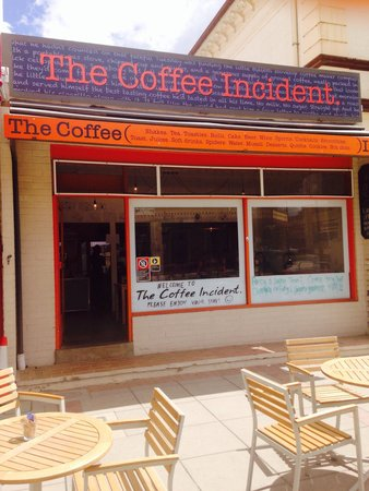 The Coffee Incident - Southport Accommodation