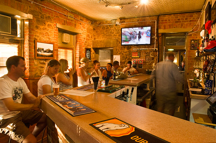 Belmore Hotel Scone - Southport Accommodation