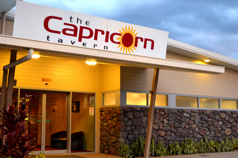 Capricorn Tavern - Southport Accommodation