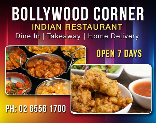 Bollywood Corner Indian Restaurant - Southport Accommodation