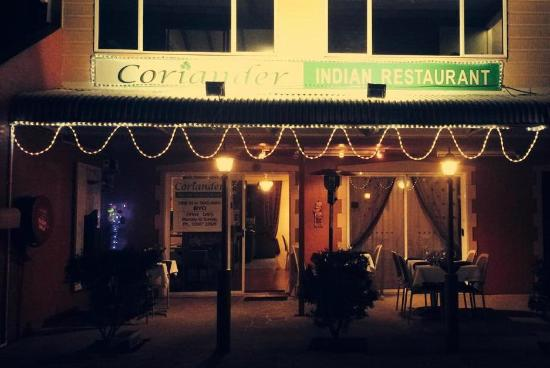 Coriander Indian Restaurant - Southport Accommodation