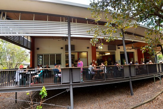Wangi Falls Cafe - Southport Accommodation