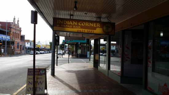 Indian Corner - Southport Accommodation