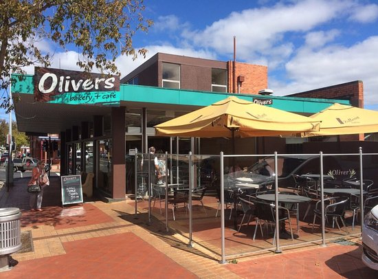 Olivers Bakery  Cafe - Southport Accommodation