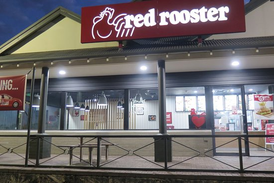 Red Rooster - Southport Accommodation