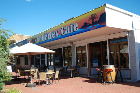 Kimberley Cafe - Southport Accommodation