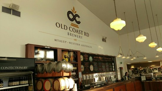 Old Coast Road Brewery - Southport Accommodation