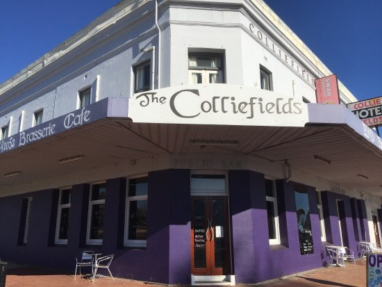 The Colliefields Coffee Shoppe / Tea House - Southport Accommodation