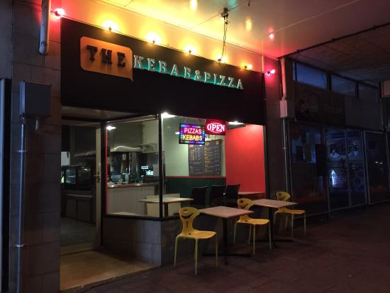 The Kebab  Pizza in Collie - Southport Accommodation