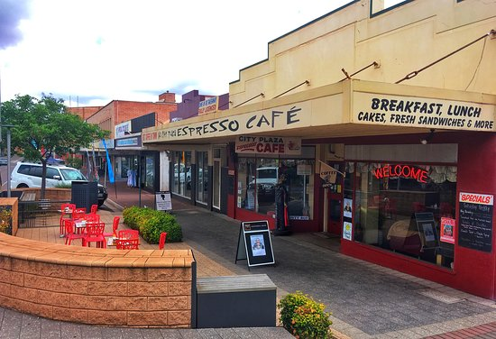 City Plaza Espresso Cafe Whyalla - Southport Accommodation