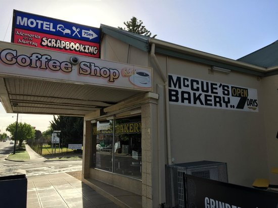 McCue's Bakery - Southport Accommodation