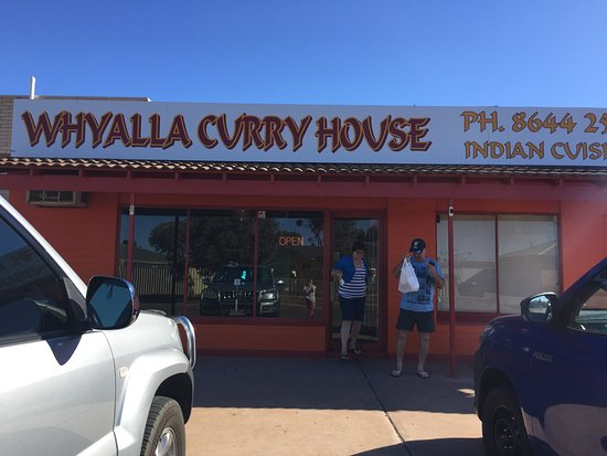 Whyalla Curry House - Southport Accommodation