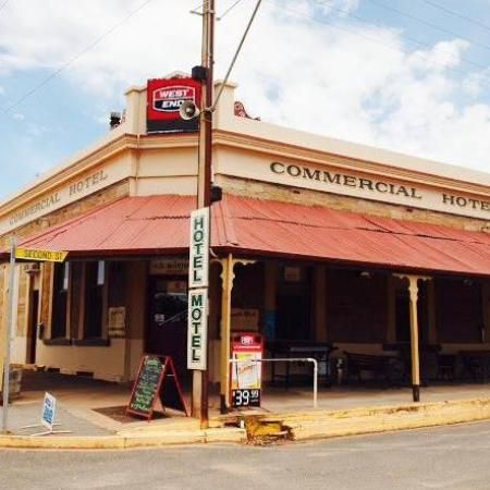 Commercial Hotel Orroroo - Southport Accommodation