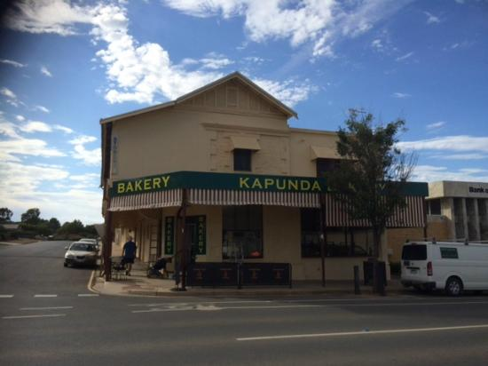 Kapunda Bakery - Southport Accommodation