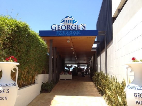 George's Paragon Waterfront Seafood Rest - Southport Accommodation