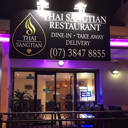 Thai Sangtian Restaurant - Southport Accommodation