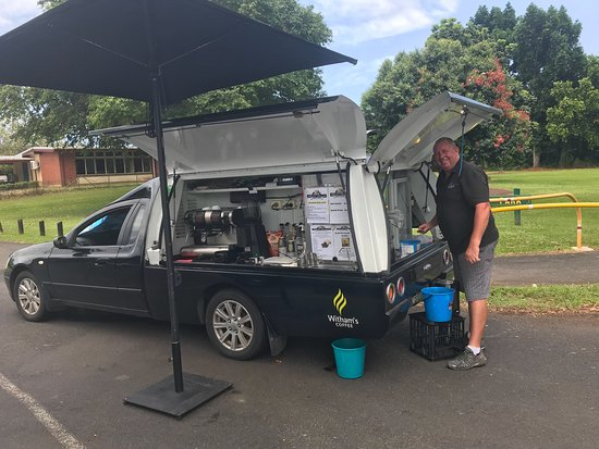 Mister Barista Mobile Coffee - Southport Accommodation