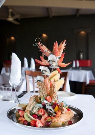 The Terrace Seafood Restaurant - Southport Accommodation