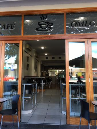 Cafe Omega - Southport Accommodation