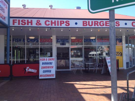 Beaudesert Fish and Chips - Southport Accommodation