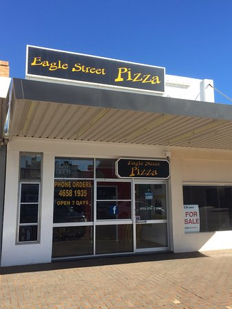 Eagle Street Pizza - Southport Accommodation