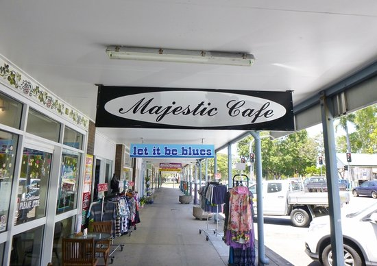 Majestic Cafe - Southport Accommodation
