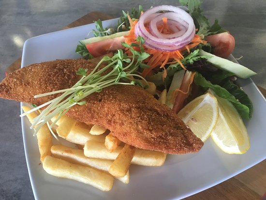 Cedar Park Fish and Chips - Southport Accommodation