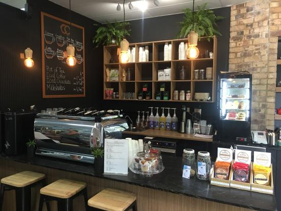 Concept Coffee - Southport Accommodation