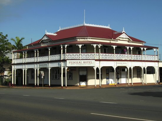 Federal Hotel - Southport Accommodation