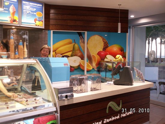 New Zealand Ice Creamery - Southport Accommodation