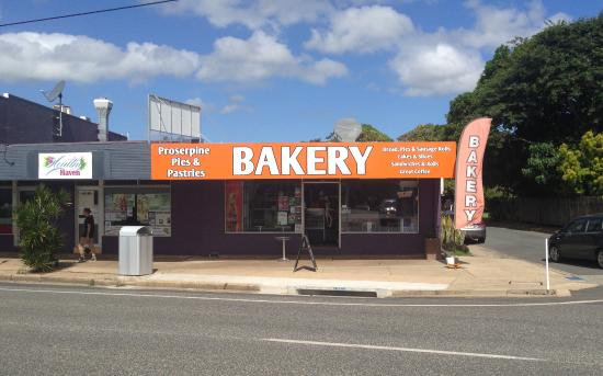 Proserpine Pies and Pastries - Southport Accommodation