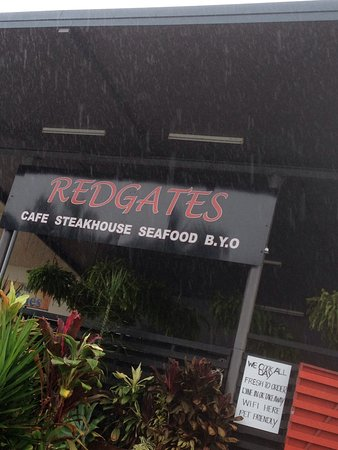 Redgates Steakhouse - Southport Accommodation