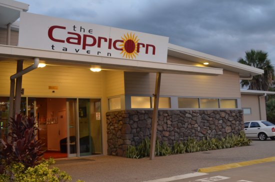 The Capricorn Tavern - Southport Accommodation